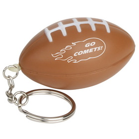 Football Key Chain/ Stress Toy, Price/piece