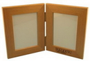 Custom Folding Wood Picture Frames for 8