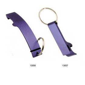 Harvest Industrial & Trade Bottle Opener Key Ring - Curved / Straight, Price/piece