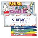 Custom 4 Pack Dental Theme Crayons