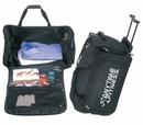 Custom Wide Opening Rolling Duffel Bag