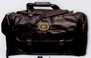Custom Leatherette Large Club Bag w/ Buckle Closure