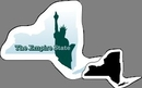 Custom New York Stock Mini Magnet (0.019