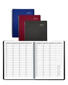 "Weekly Appointment Book, 8 1/2"" W X 11"" H, Price/piece"