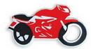 Custom Motorcycle Shape Bottle Opener with Magnet