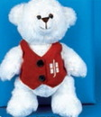Custom 3X-Large Vest for Stuffed Animal