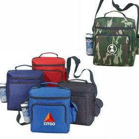 Polyester Insulated Picnic Cooler, Price/piece