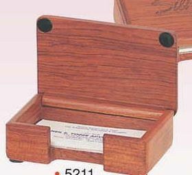 "Business Card Box (Screened) (4 1/4""x2 1/2""x1 1/2""), Price/piece"