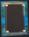 Custom Sea Scape Acrylic Floating Plaque S, 8