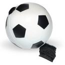 Custom Soccer Ball Yo-Yo Stress Reliever Squeeze Toy