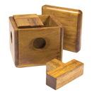 Custom Wooden Box Puzzle
