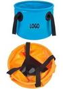 Custom Portable Folding Bucket - 9 Liter