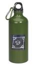 Custom 22 oz. Aluminum Sports Water Bottle w/ Carabiner, Screen Printed - Colors