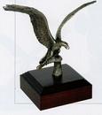 Custom Vigilance Large Eagle Sculpture (9