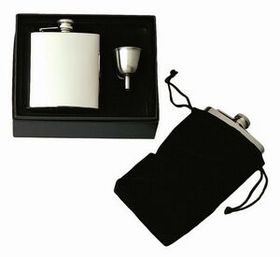 Captive Top Pocket Flask Gift Set, Price/piece