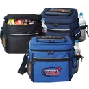 Custom Party's Favorite 24-Pack Cooler Bag W/ Easy Access Top