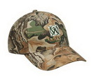 Custom Advantage Classic 6 Panel Camouflage Cap (Embroidery)