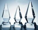 Custom Excellence Award - Optic Crystal (11