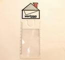 Custom House Shape Bookmark Magnifier, 7 1/4