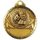 Custom Stock Round Drama Medal