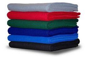 Econo Soft & Comfortable Fleece Throws (Engraved), Price/piece