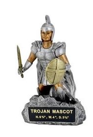 Trojan School Mascot, Price/piece