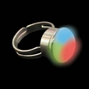 Blank LED Multi Color Light Up Ring