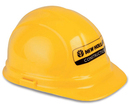 Custom OSHA Certified Hard Hat w/ Front or Back Decal