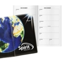 Custom Inspire World Bi-Weekly Pocket Planner, 3 5/8