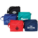 Custom 6-Pack 40D Nylon Cooler with Front Pocket
