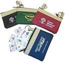 Custom Insurance Card Holders w/ Extra Pocket / 5 3/4