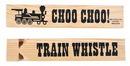 Custom Wooden Train Whistle, 6