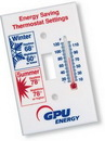 Custom Light Switchplate w/ Thermometer