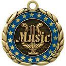 Custom Quali-Craft Music Medallion