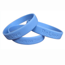 Custom Debossed Wristbands, 8