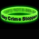 Custom Glow In Dark Silicone Wristbands, 8