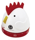 Custom Rooster 60 Minute Kitchen Timer