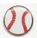 Custom Baseball Sports Pin