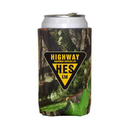 Custom Mossy Oak Camo Premium Collapsible Foam 10oz Can Insulators