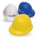 Custom Hard Hat Stress Reliever Squeeze Toy