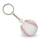 Custom Baseball Keychain Stress Reliever Toy