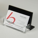 Single Pocket Business Card Holder