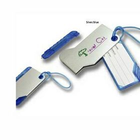 Luggage Tag w/Ball Pen (Screen), Price/piece