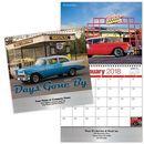 Custom Days Gone By Spiral Wall Calendar, 10.375