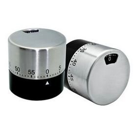 60 Minutes Stainless Winding Kitchen Timer (Screen printed), Price/piece