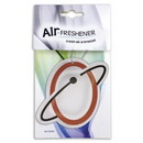 Custom Paper Air Fresheners - With Card