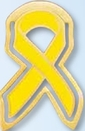 Custom General Cancer Awareness Ribbon Bookmark