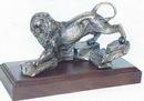 Custom The Lion's Share Sculpture (7 1/2