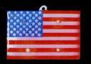 Custom American Flag Flash Lapel Pins
