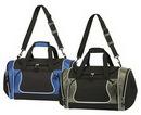 Custom Deluxe Jumbo Travel Duffel Bag, 21